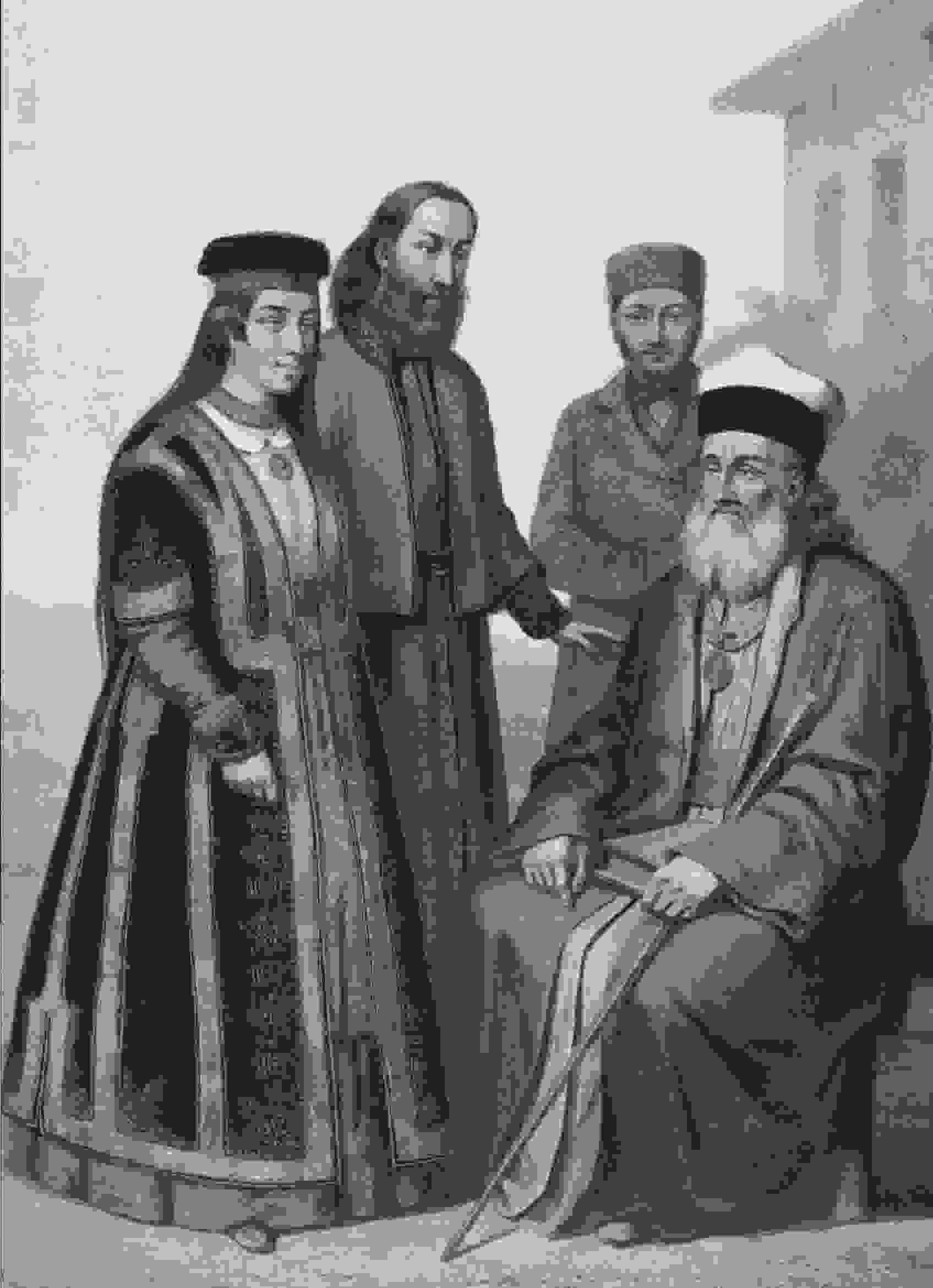 Jewish people and their customs in Russia 19th century